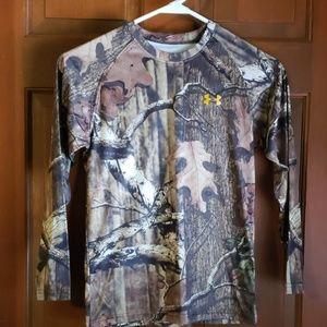 Under Armour camo shirt
